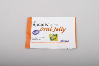 Apcalis Oraux gel 20mg