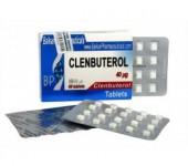 Clenbuterol BP 40mcg (100 com)