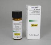 Clomiphene citrate Genesis 50mg (50 com)