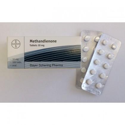 Methandienone Bayer 5mg (100 com)