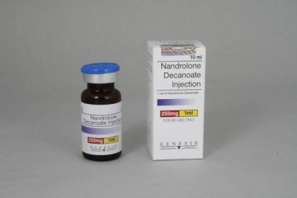 Nandrolone decanoate Genesis 250mg/ml (10ml)