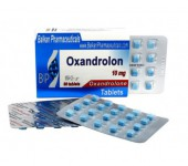 Oxandrolone BP 10mg (100 com)