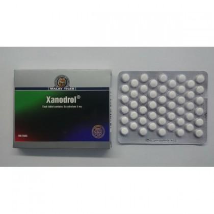 Oxandrolone MT 5mg (100 com)