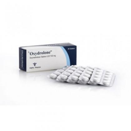 Oxydrolone 50mg (50 com)