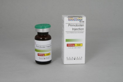 Primobolan injection 100mg/ml (10ml)
