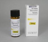 Stanozolol comprimés 10mg (100 com)