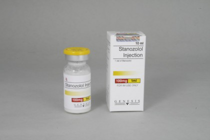 Stanozolol injection 100mg/ml (10ml)