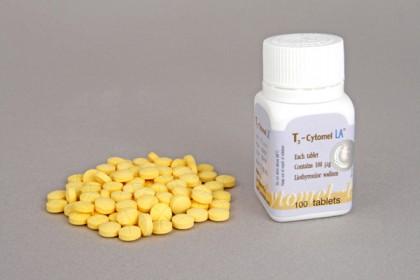 T3 - Cytomel LA 100mcg (100 com)