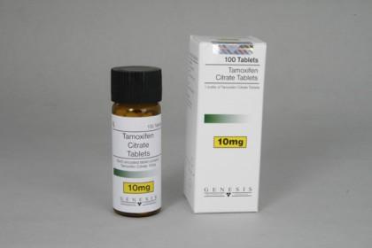 Tamoxifen Citrate comprimés 10mg (100 com)