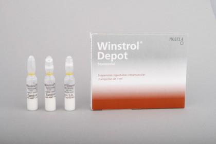 Winstrol Depot 50mg/amp